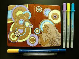 Circles by git2