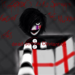 Five nights at freddys Puppet by dead-sorrow