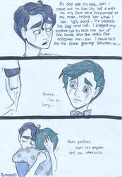 Klaine: Ugly Word by Muchacha10