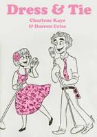 Dress + Tie: Charlene + Darren by Muchacha10