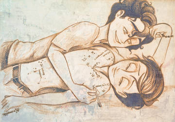 Klaine: A Thing of Beauty by Muchacha10