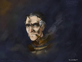 Sir Sam Vimes by MsLive