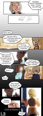 KillTheTimes [Original Comic] - Motion I Page 3 by MariaMediaHere