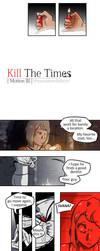 KillTheTimes [Original Comic] - Motion III Page 1 by MariaMediaHere