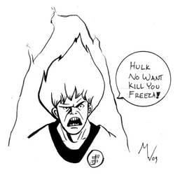 Hulk by Shuya
