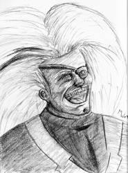 Laugh with me, Jocko by Shuya