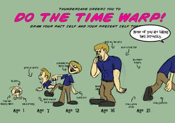 Time Warp by Shuya