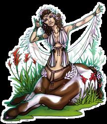 -Spring Bride- by Split-Heart