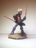 Custom Disney Infinity Darth Maul by Derrico13