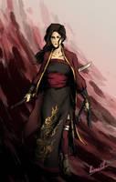 Samurai au 2 Asami by Blackangel94a