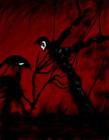 Shadows by alienorb