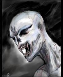 Vampire by alienorb