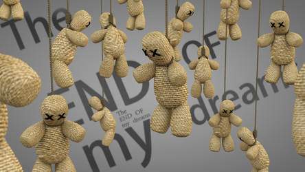 the end of my dreams by sameh-koko2