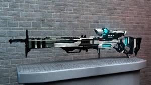 th 50 spectre sniper rifle by sameh-koko2