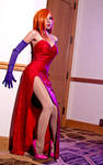 Jessica Rabbit: Show Girl by MomoKurumi