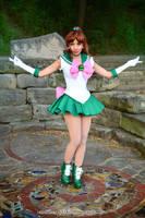Sailor Jupiter: Soldier of Courage by MomoKurumi
