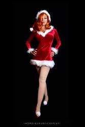 Jessica Rabbit: All I Want For Christmas by MomoKurumi