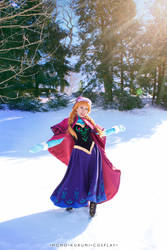 Princess Anna by MomoKurumi