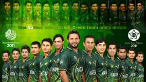 Team Pakistan by hamzahamo