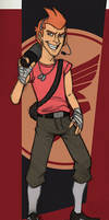 Fry is Scout by Vega-Three
