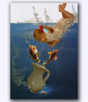 ~Finding Nemo~ by JamesonAnna