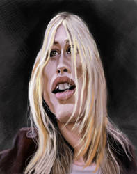 Patricia Arquette by DoodleArtStudios