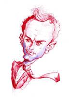 Jude Law by DoodleArtStudios