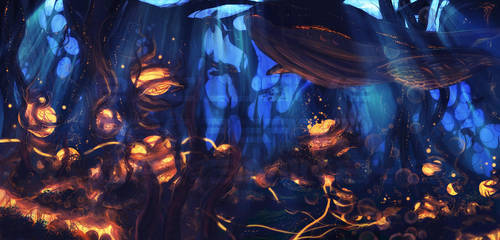 The Undersea by Kamikaye