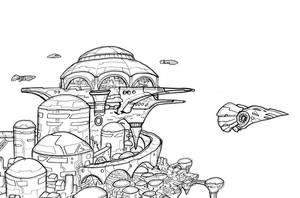 Space Heaven by Kamikaye