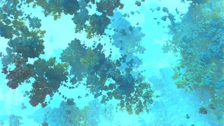 Molecular Forrest by Kamikaye