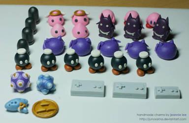 WIP: Nintendo and RO by junosama