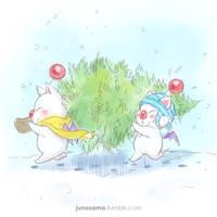2018-12-01 doodle by junosama