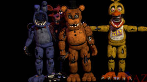 [SFM FNAF]The Withereds...Again by Fazbearmations
