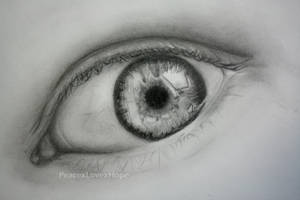 Eye Practice by PeacexLovexHope