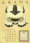 Lost Appa Poster by Tweaq
