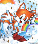 Tails_Heaven by MEISerenade