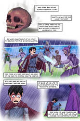 Kai's Quest 1-1 by gghgncomics