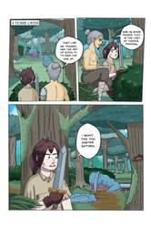 Kai's Quest 1-4 by gghgncomics