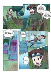 Kai's Quest 1-6 by gghgncomics