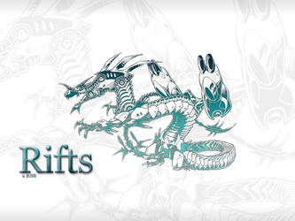 Rifts by d3luxe