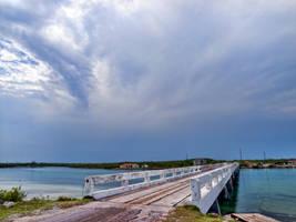Deep Creek Bridge by peterpateman