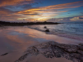 The sand is a mirror by peterpateman