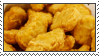 chicken mcnuggets stamp_001 by bbagels