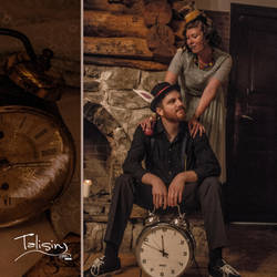 wonderland.couple by creativeIntoxication