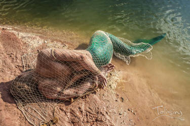 captured.merman by creativeIntoxication