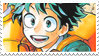 Stamp Deku by MiharuyYoite