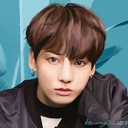 Face Yourself - Jungkook by k8eroseg