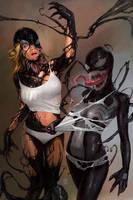 Lady Venom by portohle