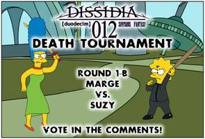Duodecim Death Tournament: 1-B by Gazmanafc