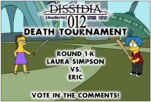 Duodecim Death Tournament: 1-K by Gazmanafc